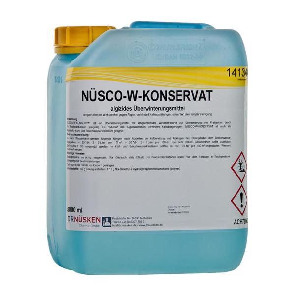 Nüsco-W-Konservat Überwinterungsmittel 25Kg