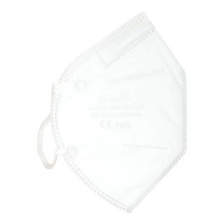 Luyao FFP2 Maske Mundschutz weiß (20 Stück)