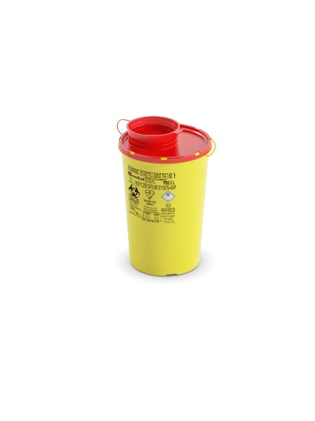 Kanülenentsorgungsboxen 2,0 L (75Stück)