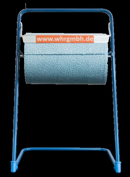Bodenständer für Vis-Co & Poly-Pro Rolle blau